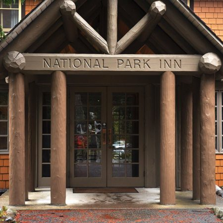 National Park Inn entrance