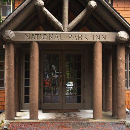 National Park Inn entrance