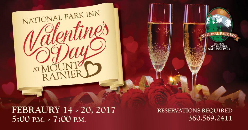 Mt Rainier Valentines Promo