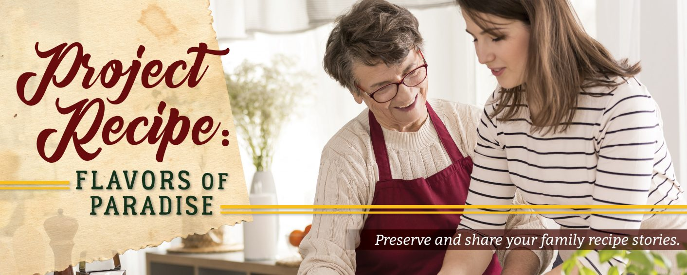 banner image of two women cooking together